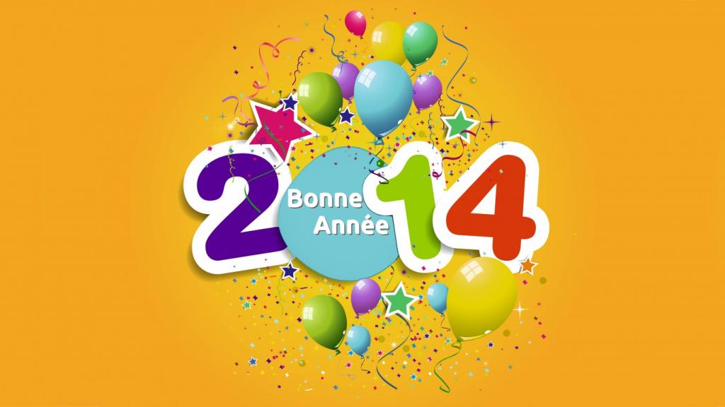 Bonne Année 2014 - C2i info
